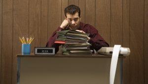 bored desk job 300x171 - A Desk Life