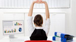 office stretch listice 300x169 - A Desk Life