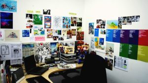 pictures in the office 300x169 - A Desk Life